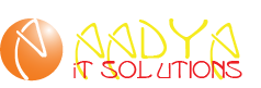 Aadya IT Solutions – Web Design, Web Development and Mobile Apps ( Applications ) Development , Mysore Retina Logo